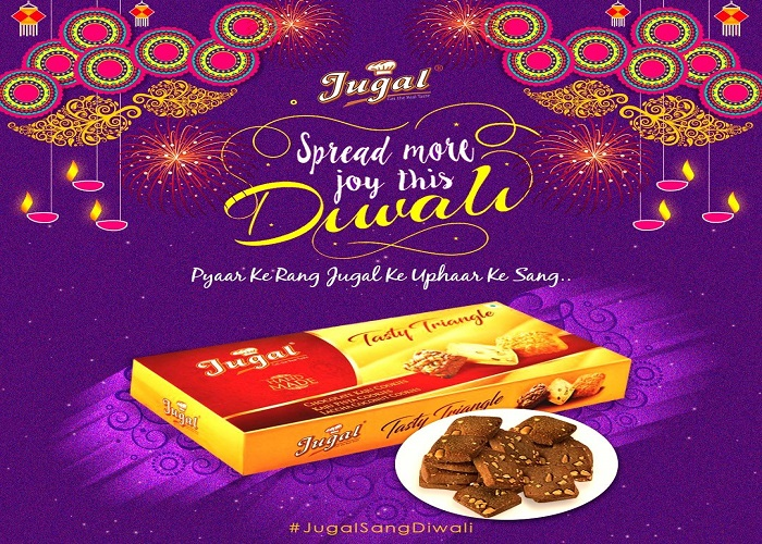 tasty triangle cookies diwali gift pack